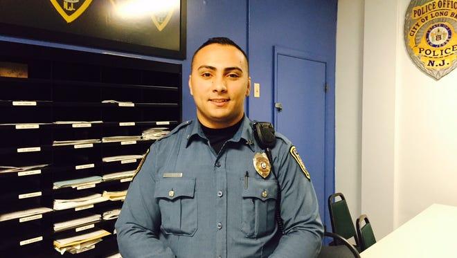Officer Omar Akel