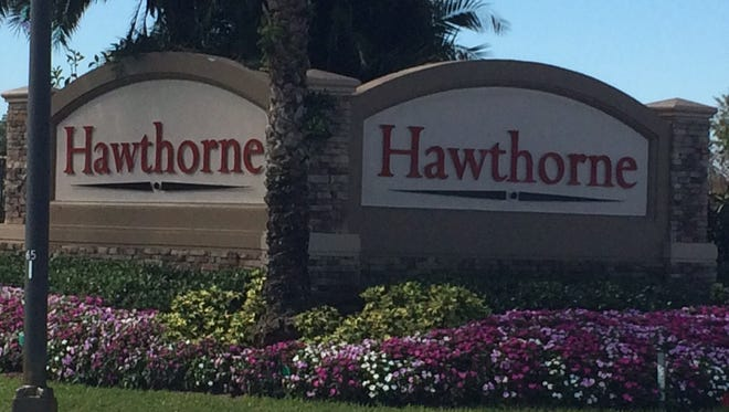 Residents of the Hawthorne gated community near the site of a proposed Bonita Springs High School have formed a non-profit organization and hired a lawyer to sue the Lee School District to stop construction of the school.