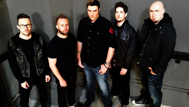 Breaking Benjamin will perform at the Kalamazoo State Theatre May 1.