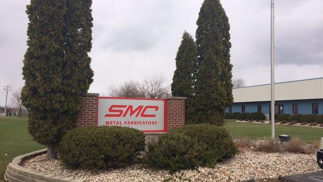SMC Metal Fabricators is an Oshkosh manufacturing company located at 2100 S. Oakwood Road.
