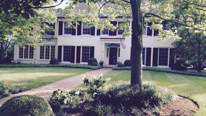 This 85-year-old Colonial-style home on Barberry Lane in Cherokee Gardens off Lexington Road is on the 16th Annual United Crescent Hill Ministries Home Tour June 11.