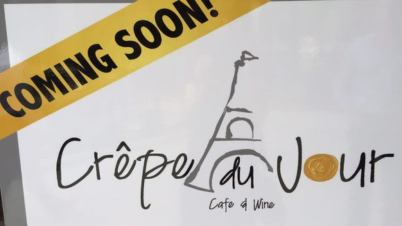 Crepe du Jour is set to open in the former Moe Joe Coffee space this fall.