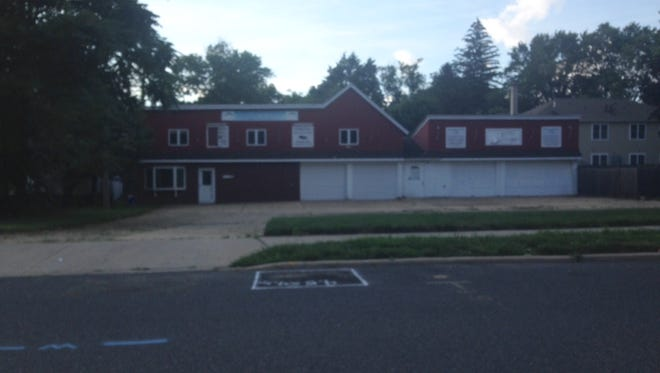 Townhouse units are planned for this site at 115 E. 3rd St. in Moorestown.