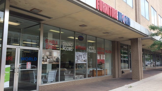 Furniture World, which has a location in Appleton, is new in Oshkosh at 217 N. Main St.