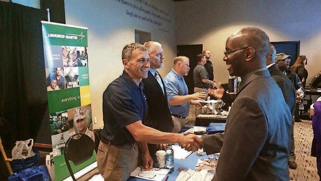 Some employers are inviting candidates to mini-job fairs and making an offer to one of them at the end of the day.