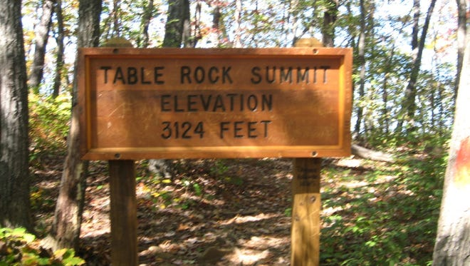 Table Rock State Park offers beautiful views and more