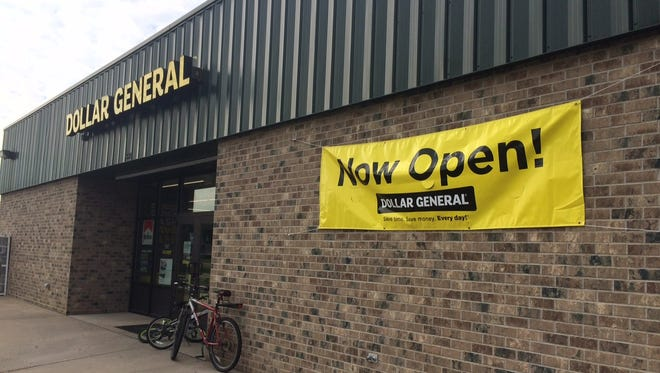 Dollar General will celebrate the grand opening of its North Fond du Lac location, 333 Prospect Ave., Saturday.