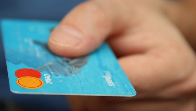 Beware anyone asking for your credit card information over the phone.