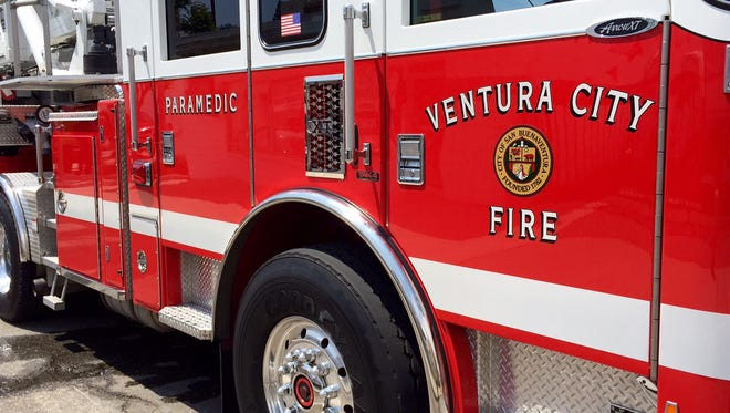 City of Ventura Fire Department.
