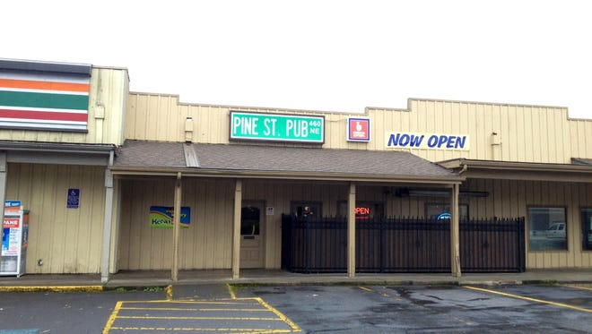 Pine St. Pub, located at 460 Pine St. NE, scored a a perfect 100 on its semi-annual inspection Sept. 1.