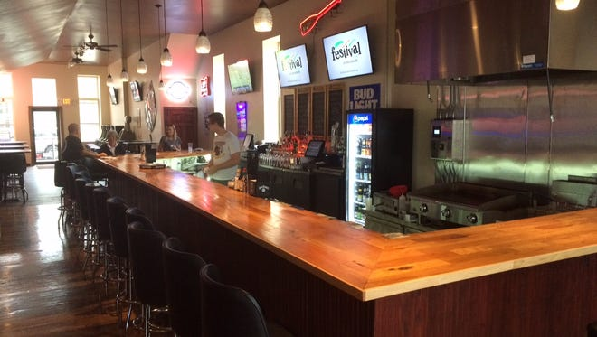 Ziggy's Corner Pub, 213 S. Main St., has re-opened after months of remodeling.