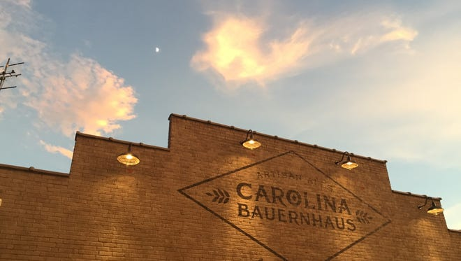 Carolina Bauernhaus in downtown Anderson will be open for First Friday.