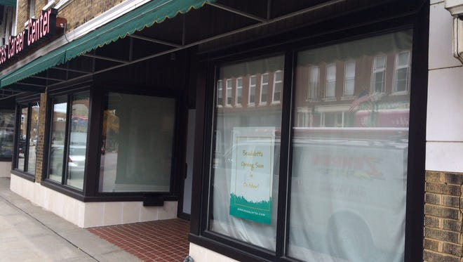 Beadalotta, which has been in business in Fond du Lac for 10 years, is nearing completion of a move downtown to 35 N. Main St.
