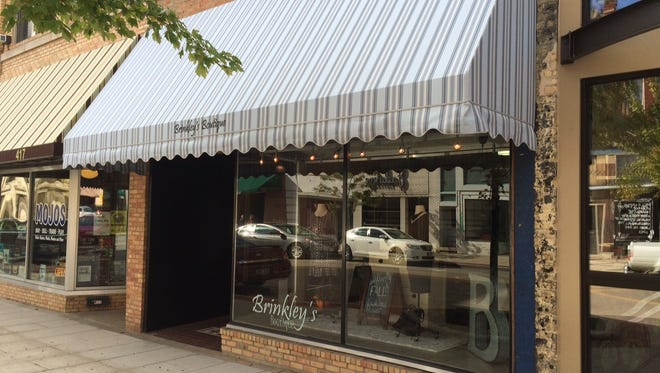 Brinkley's Boutique, a new clothing store, is now open at 419 N. Main St.