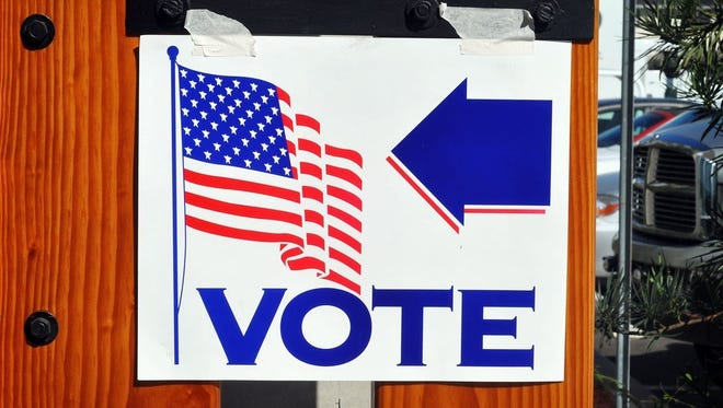 Early voting for the Nov. 6, 2018, election began Monday throughout Texas.