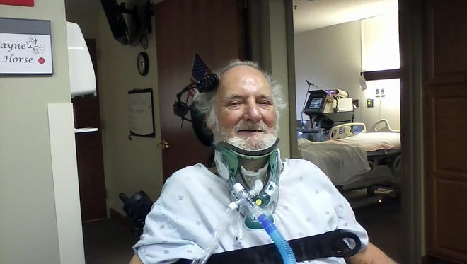Before a debilitating accident that ultimately took his life, Ron Jensen of Huron had big plans.