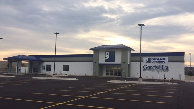Oshkosh's newest Goodwill store is now open at 2303 Westowne Ave.