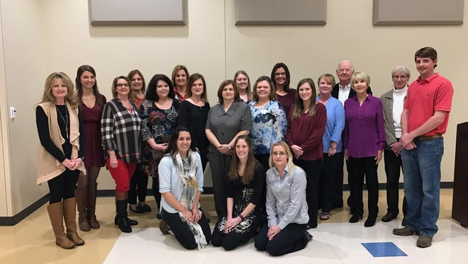 The Biedenharn Foundation presented $30,000 to teachers whose grant proposals were chosen to implement new projects and technology in their classrooms. Bossier Parish Schools celebrated the 3rd annual Sydney Biedenarn Educators Endowment reception Tuesday at BPSTIL.