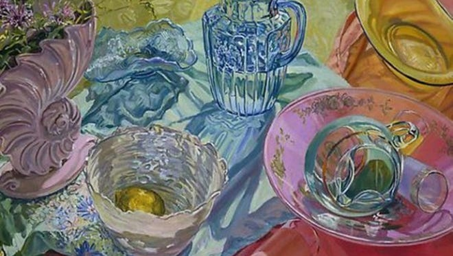 The Arts Council of Princeton presents Philip Pearlstein: A Legacy of Influence, a group exhibition featuring legendary figure painter Pearlstein and those he has influenced through his career as an artist and educator.