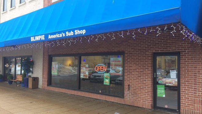 Oshkosh's Blimpie, 200 City Center, has delayed its closing until March 3, after attempts to find a buyer for the sub shop were unsuccessful.