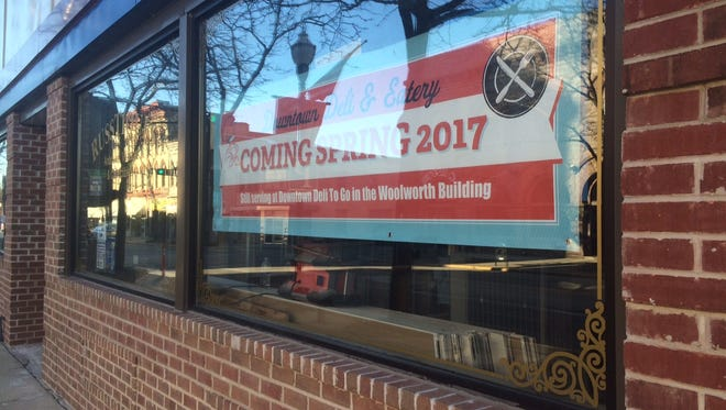 Downtown Deli to Go is planning an expansion into the former storefront of Russtiques Emporium of Antiques and Collectibles, 90 S. Main St.