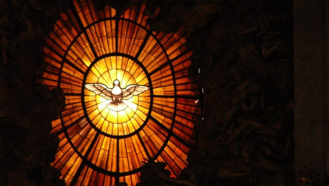 The arrival of the Holy Spirit is not ours to command, even with prayer.
