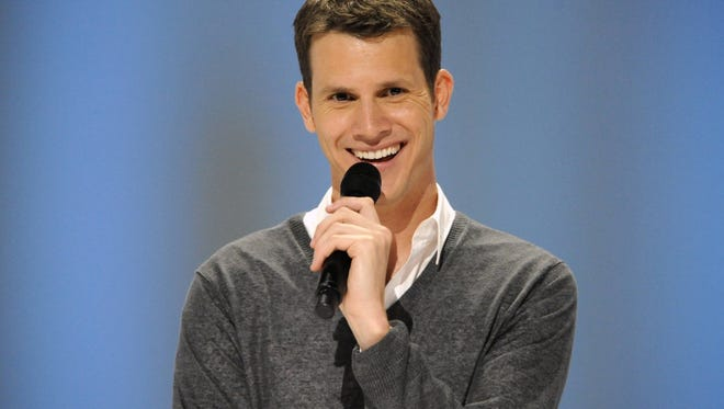 Daniel Tosh will cover 22 college campuses on his tosh.show spring tour including a stop in Clemson.