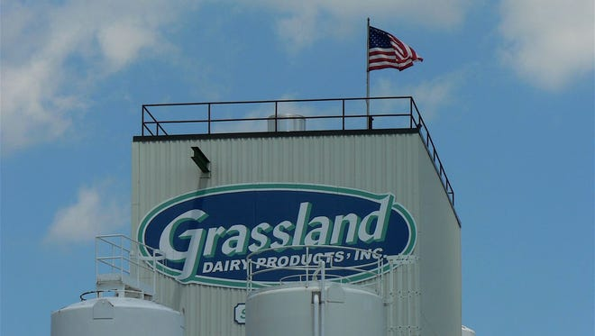 At issue are changes in Canadian policy that make it harder for U.S. dairy processors - like Grassland  Dairy Products of Greenwood - to sell their ultra-filtered milk, used to make cheese, in Canada.