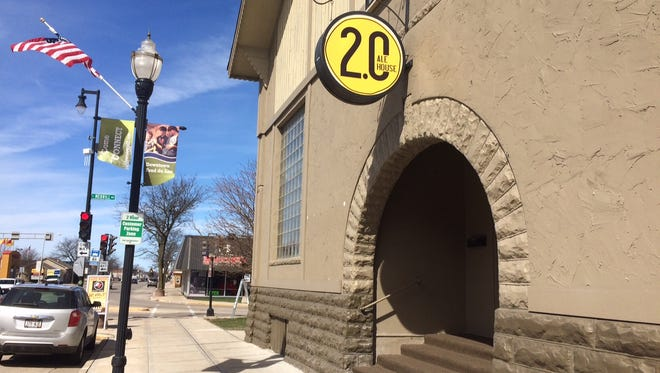 2.0 Ale House is now open in downtown Fond du Lac, featuring hundreds of craft beers.