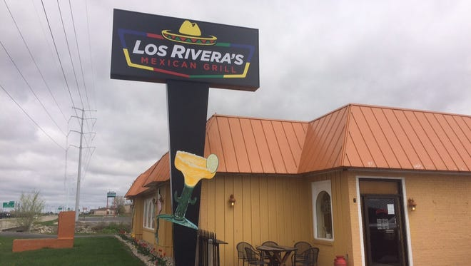 Los Rivera's Mexican Grill plans to opened at 700 N. Koeller St., the former site of La Cabana Mexican Grill.