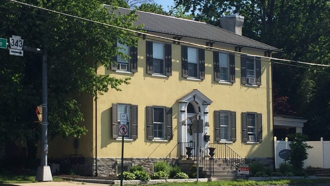 This house built in 1825 by the engineer of the Union Canal is being turned into a bed-and-breakfast after its owner, Lawrence Patterson, received zoning approval this week.