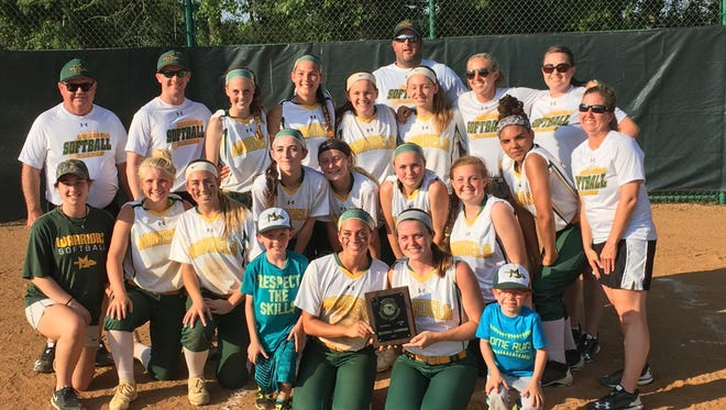 Mardela wins back-to-back regional championships with a 7-2 win over St. Michaels.