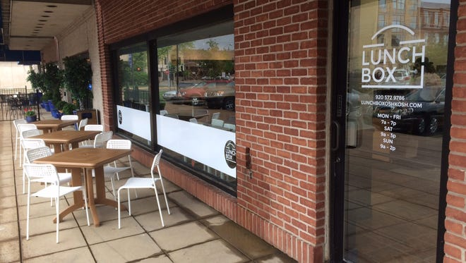 Lunch Box, a popular lunchtime favorite at 200 City Center in downtown Oshkosh, announced on Facebook its last day open would be Saturday, Sept. 4.