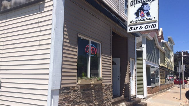 Gorillas Neighborhood Pub and Grill has moved into new digs at 1309 Oregon St.