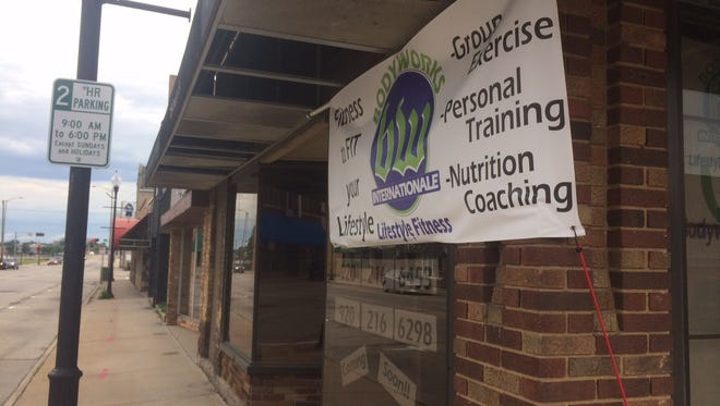 Bodyworks Internationale is planning a move from North Main to 716 Oregon St. in mid-July.