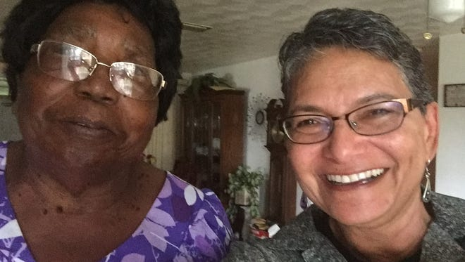 """""""What's a selfie?"""" Hattie Hunter, 85 asked. Hunter was the subject of the first Tell Mel column Aug. 14, 2006."""