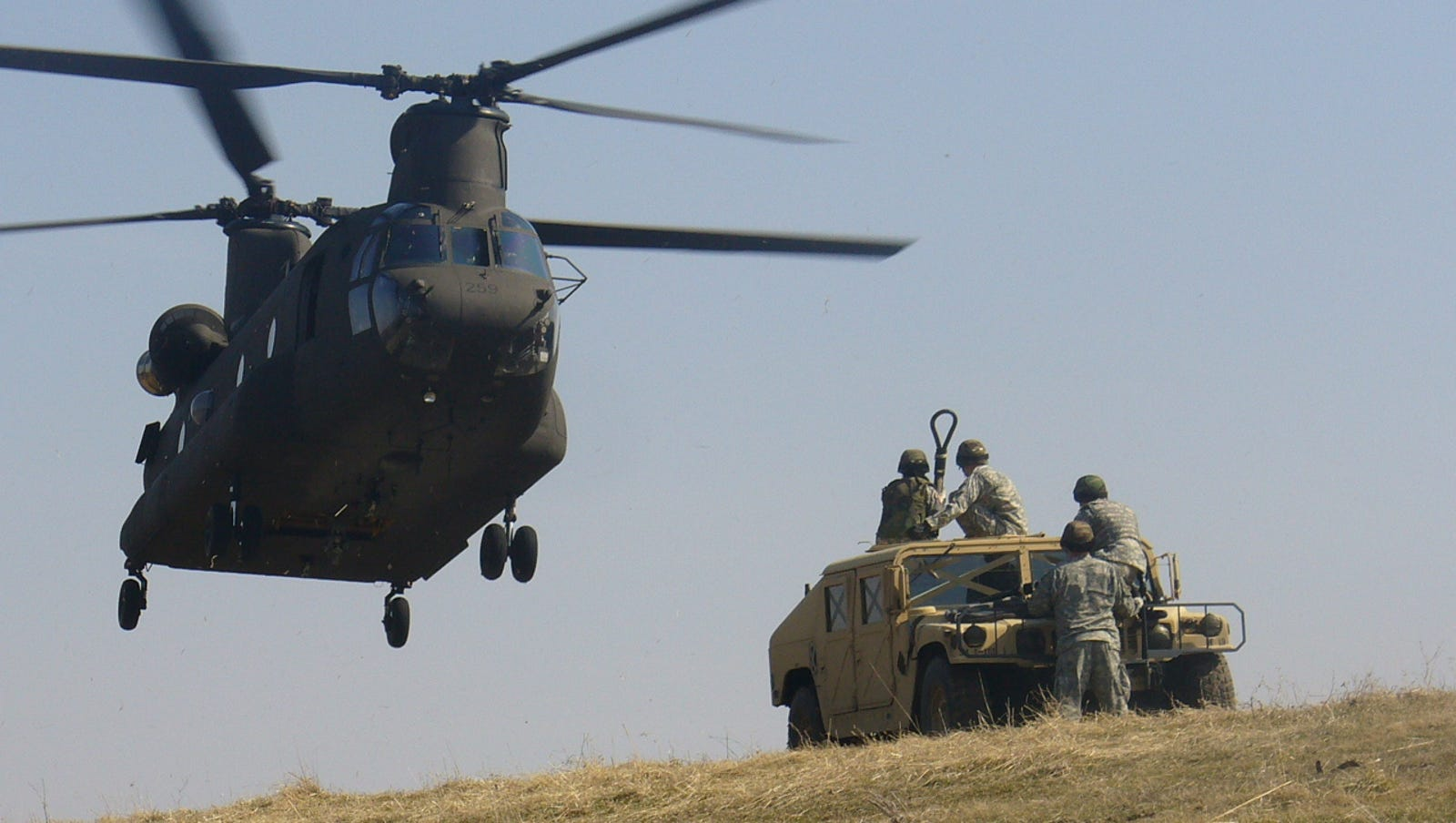 Army's proposal to cancel Chinook program is bad for military and for Iowa