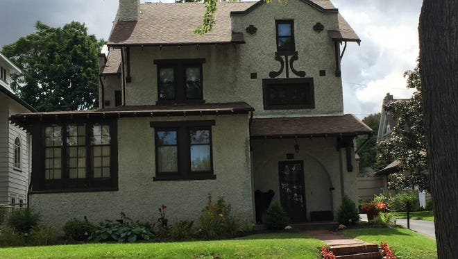 A fireproof home built in early 1900s in Rochester