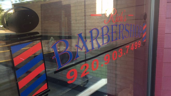Rich's Barbershop is moving from North Main Street to 319 Pearl Ave.