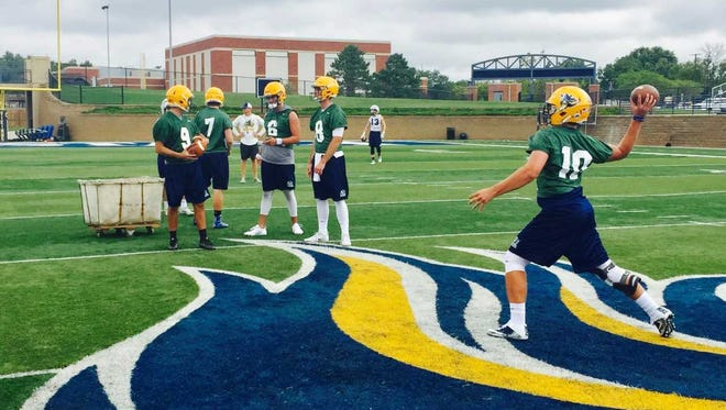 Augustana hosts Wayne State Saturday at Kirkeby-Over Stadium