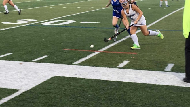 Millburn's field hockey team played strong defense against Johnson.