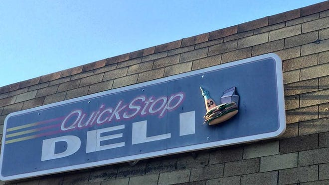 A Speedy Mart plans to open at the former Quick Stop Delli at Collings and Richey avenues in Collingswood.
