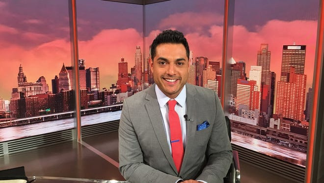 "Native El Pasoan Phillip Mena is co-host of the ""Early Today"" show on NBC."