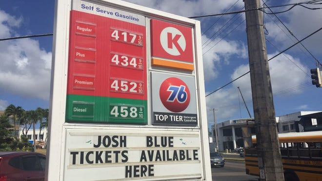gas prices rise 15 cents Feb. 1