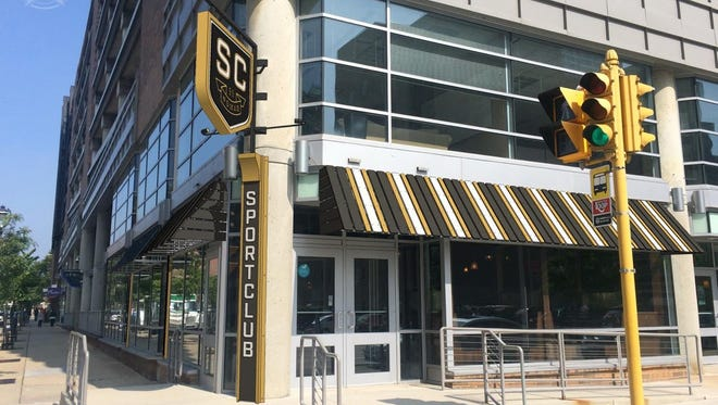 SportClub will open at 750 N. Jefferson St., at E. Mason St. It's the former site of Blackthorn Pub & Grill, which closed five years ago.