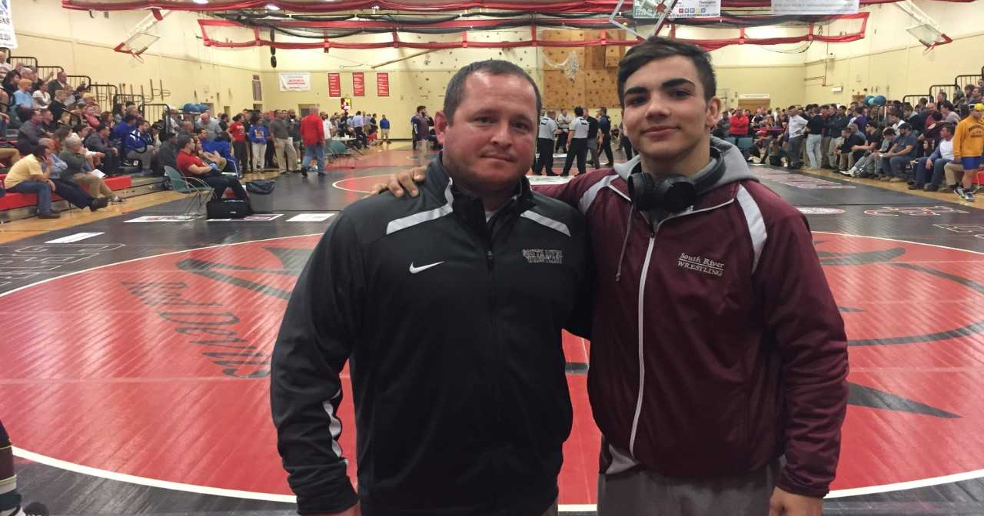 South River s Santos stuns No. 2 seed at Region 5 wrestling tournament fe00695a8
