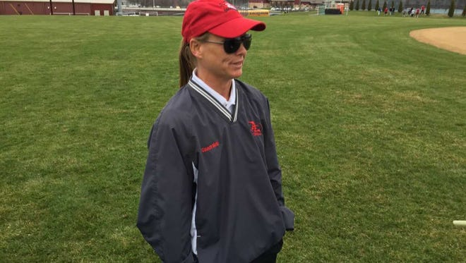 New Annville-Cleona softball coach Nicki Starry is enjoying her new team and learning about its rich history and tradition.