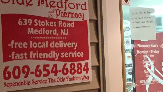 A former druggist at Olde Medford Pharmacy got a 15-year prison term Thursday for illegally dispensing painkillers.
