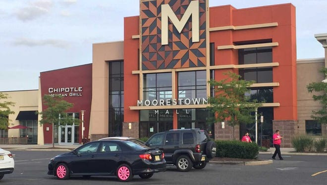New tenants are preparing to occupy a former Macy's at Moorestown Mall.