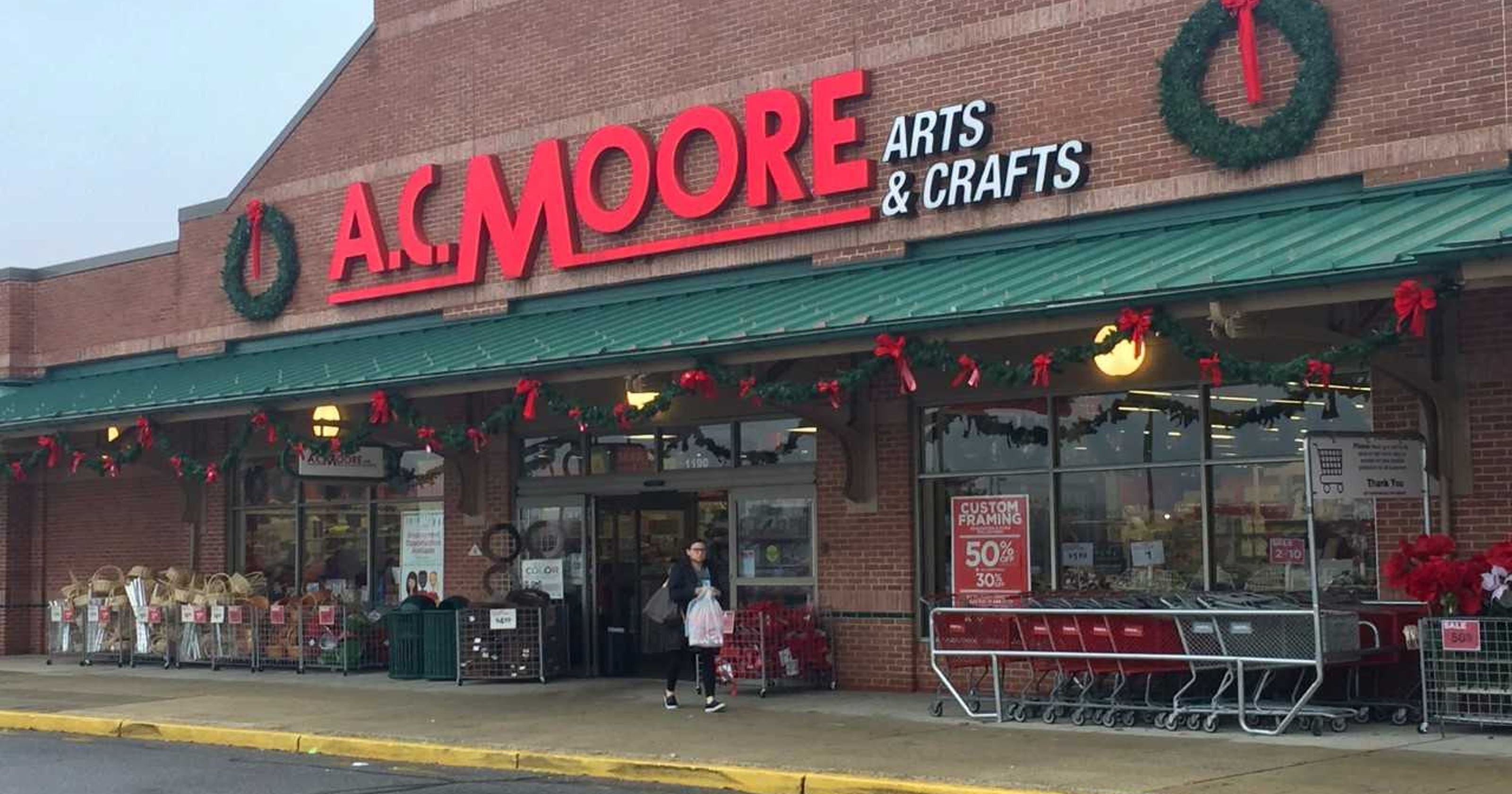 A C  Moore will introduce smaller-format store at Westmont Plaza